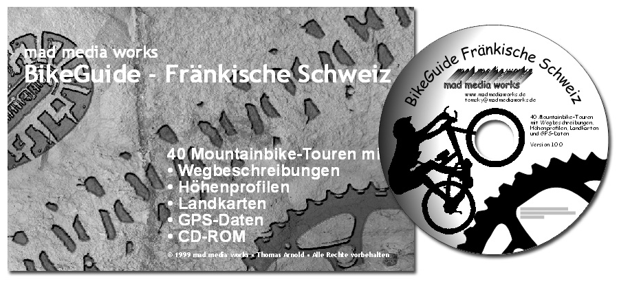History. BikeGuide 1. Auflage.
