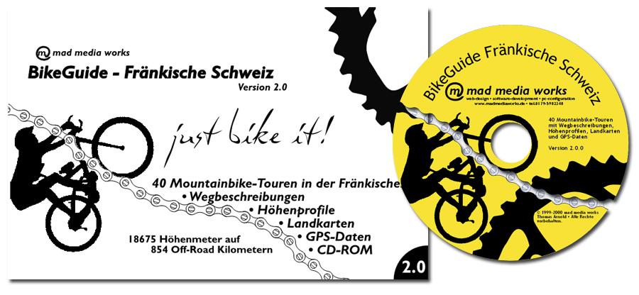 History. BikeGuide 2. Auflage.