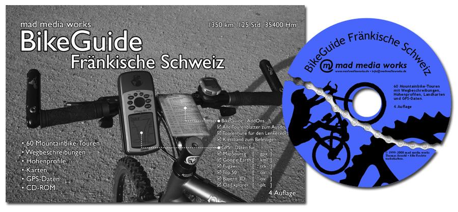 History. BikeGuide 4. Auflage.