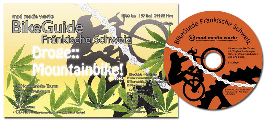 History. BikeGuide 6. Auflage.