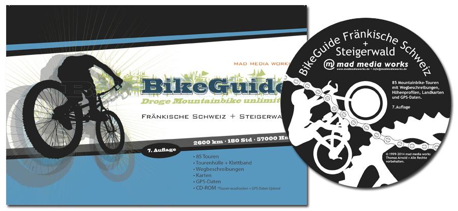 History. BikeGuide 7. Auflage.